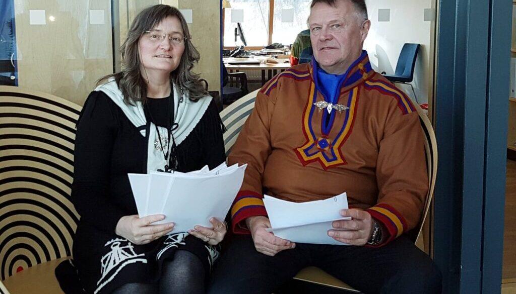 Jakter tre representanter i Nordre Valgkrets